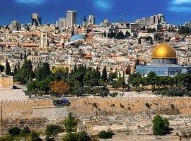 ירושלים והסביבה