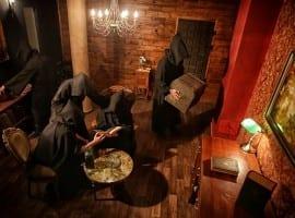 חדר בריחה המסדר האפל