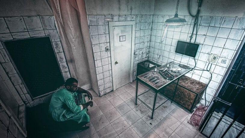 חדר בריחה לכודים 1