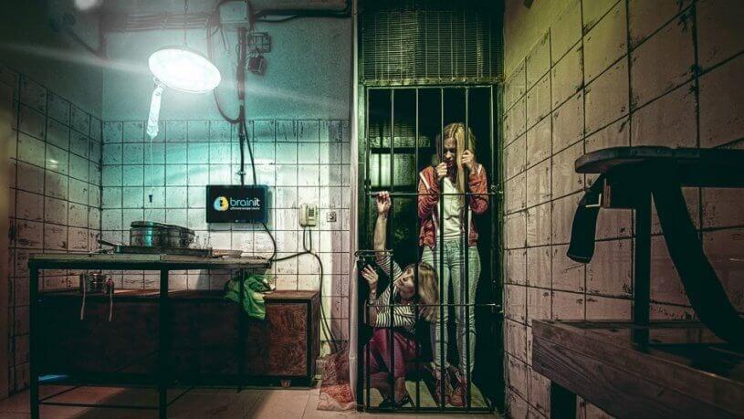 חדר בריחה לכודים 2