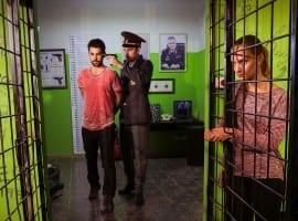 חדר בריחה הכלא הרוסי