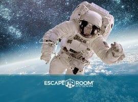 חדר בריחה אלטאיר: תחנת החלל