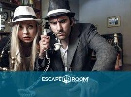 חדר בריחה אימפריית הפשע
