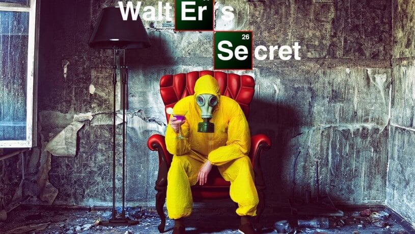 חדר בריחה סודו של וולטר 0