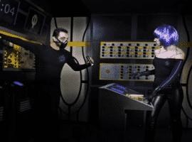 חדר בריחה בינה מלאכותית TESYS 2.0