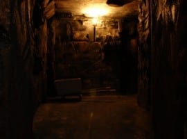 חדר בריחה מכרות המלך שלמה