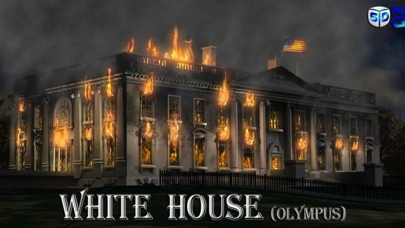 חדר בריחה הבית הלבן 0
