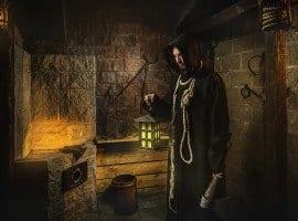 חדר בריחה שבויי המבצר