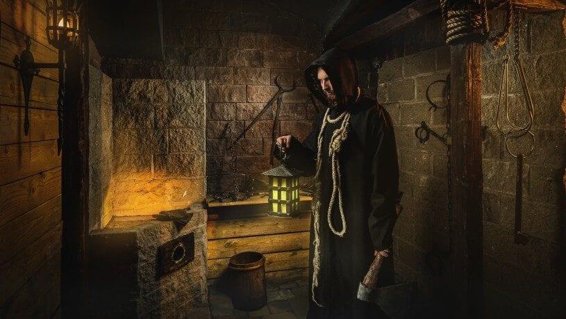חדר בריחה שבויי המבצר 0