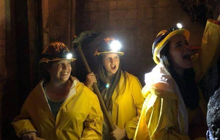 חדר בריחה מנהרת כורי הפחם 1