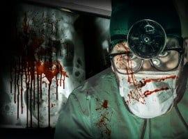 חדר בריחה רוצח הרנטגן - מרחביה