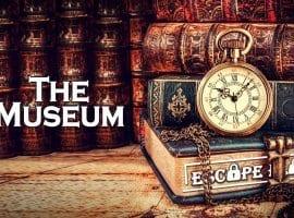 חדר בריחה המוזיאון