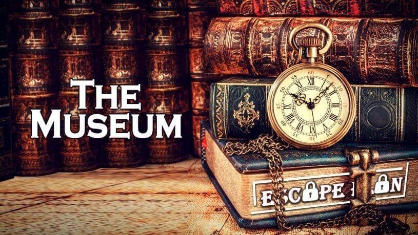 חדר בריחה המוזיאון 0