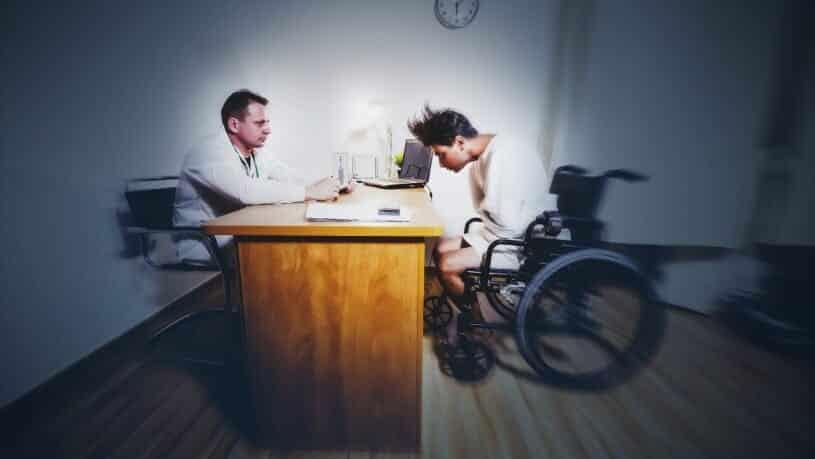חדר בריחה המחלקה הפסיכיאטרית 2