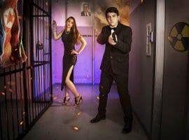 חדר בריחה סוכן 007