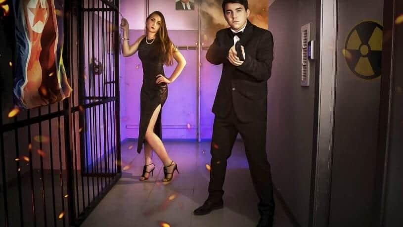 חדר בריחה סוכן 007 0