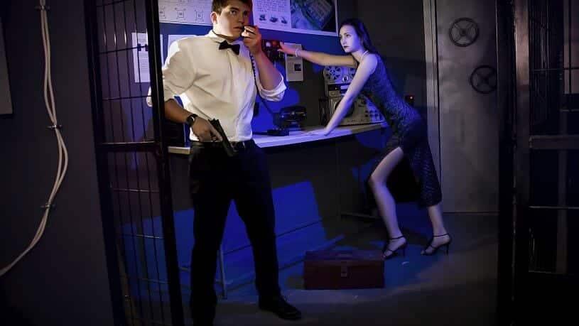 חדר בריחה סוכן 007 1