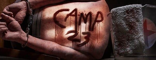 חדר בריחה מחנה 23 לקבוצות 0
