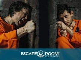 חדר בריחה מחנה 23