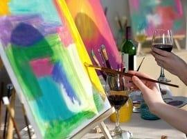 חדר ציור (Paint Room)