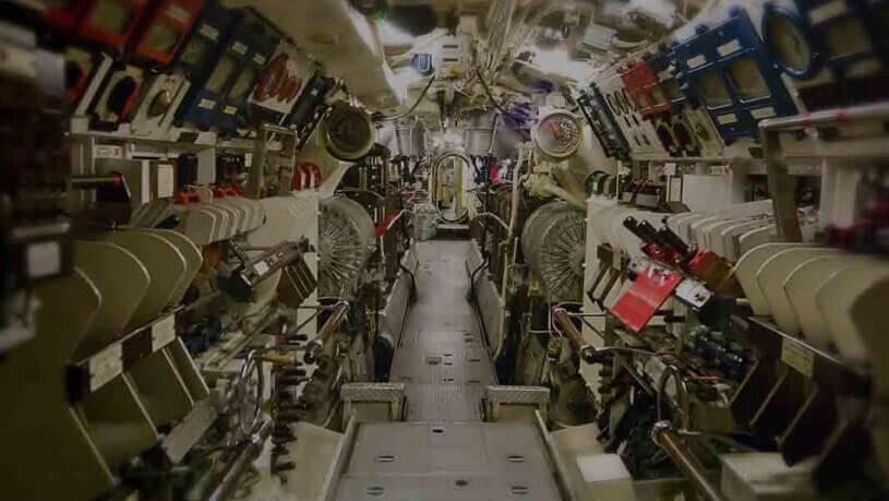 חדר בריחה 🔒 הצוללת קורסק 0