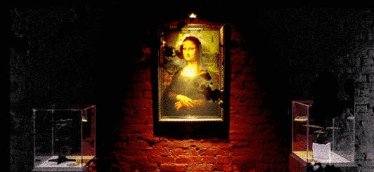 חדר בריחה סודות דה וינצ'י 0