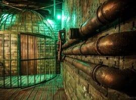 חדר בריחה קרקס סטימפאנק 2