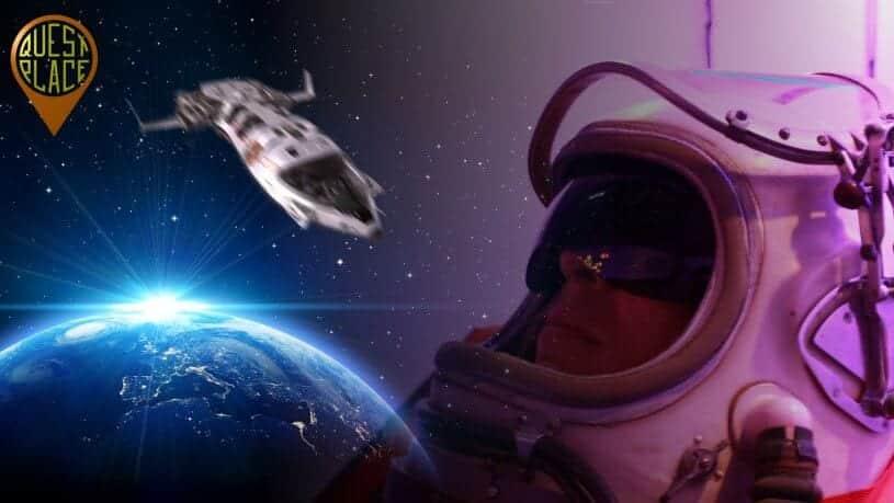 חדר בריחה משלחת חלל AP-13z 0