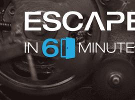 חדר בריחה 🏠 אסקייפ ב 60 דקות