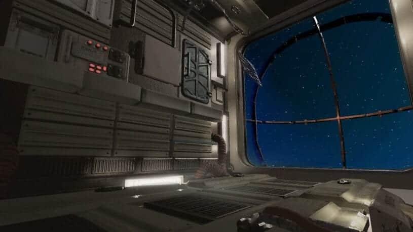 חדר בריחה בריחה מתחנת החלל 0