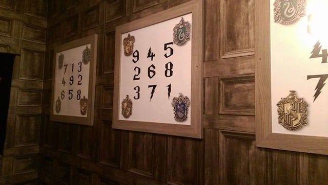 חדר בריחה גביע הקסם רחובות 2