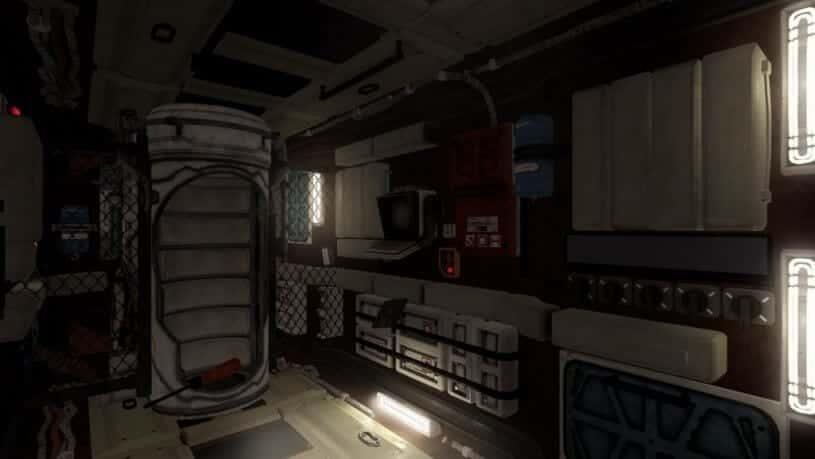 חדר בריחה בריחה מתחנת החלל 2