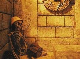חדר בריחה המקדש הארור