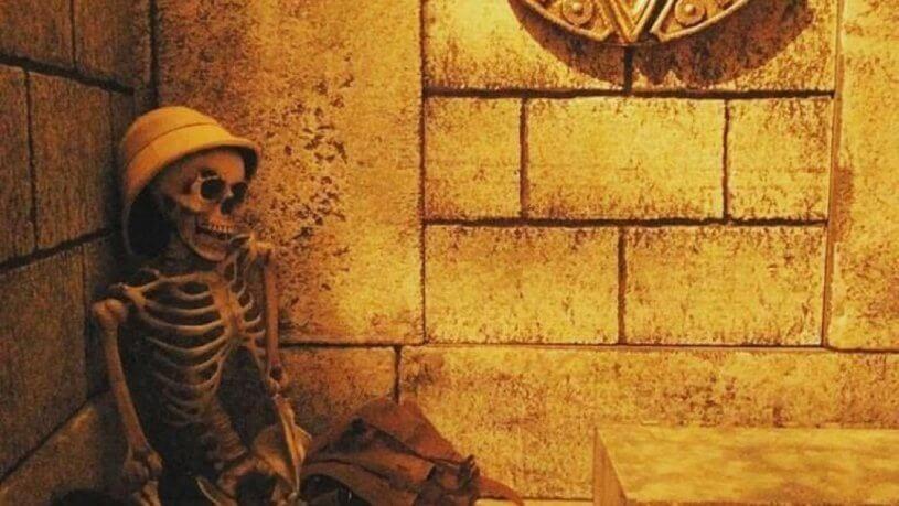 חדר בריחה המקדש הארור 0