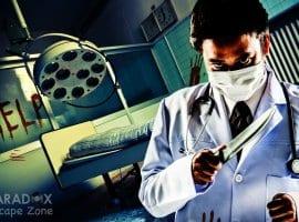 חדר בריחה חדר ניתוח