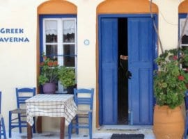 חדר בריחה הג'וב היווני