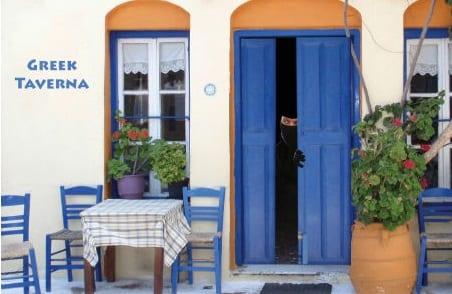 חדר בריחה הג'וב היווני 0