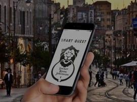חדר בריחה 🔒 Smart Quest Online