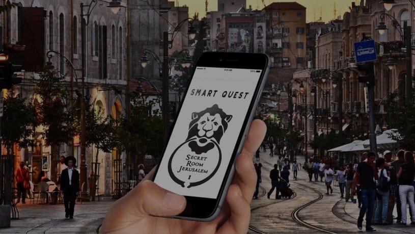 חדר בריחה 🔒 Smart Quest Online 0