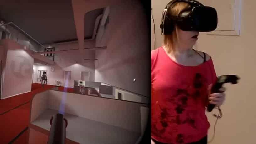 VR-shock
