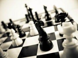 חדר בריחה שחמט