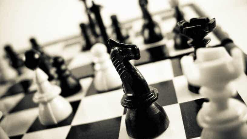 חדר בריחה שחמט 0