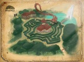 חדר בריחה הגן הקסום של מאסטר זן