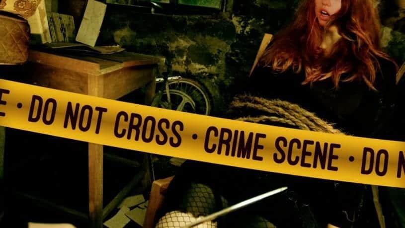 חדר בריחה זירת הרצח 0