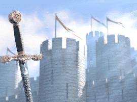 חדר בריחה המלך ארתור – אגדת החרב