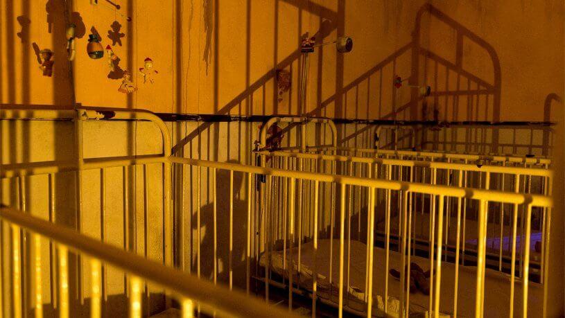 חדר בריחה בית הילדים הנטוש 2
