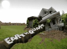 חדר בריחה רעידת אדמה