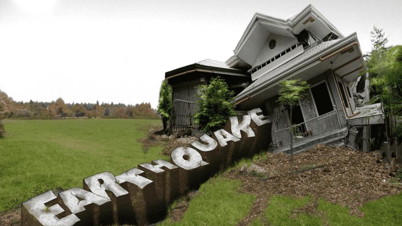 חדר בריחה רעידת אדמה 0