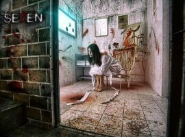 חדר בריחה שבעת חטאי המוות - Se7en - Seven