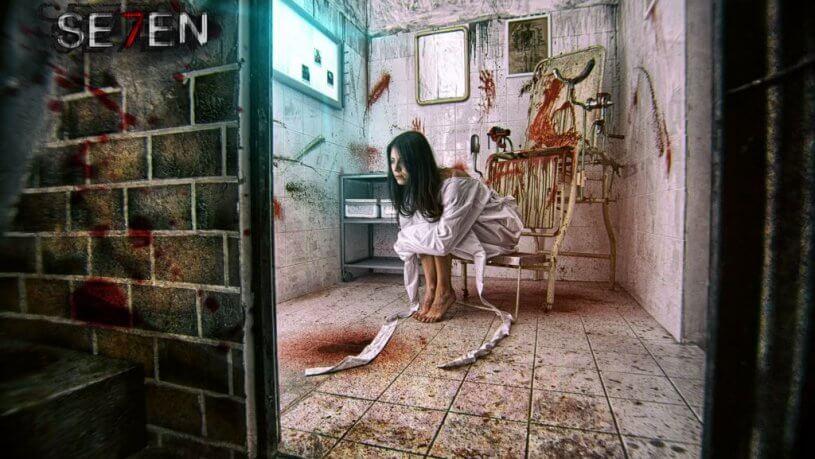 חדר בריחה שבעת חטאי המוות - Se7en - Seven 0